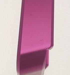 U011 Unica Alu Base Pad Purple For Large Frame Code 645 U Pad Al P