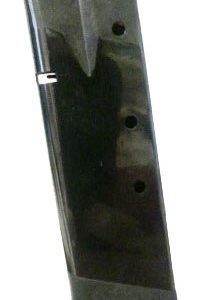 Magazine 9mm Blued 2 Piece magazine with solid block