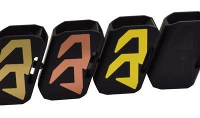 DAA ALPHA-X POUCH WITH COLOR INLAY